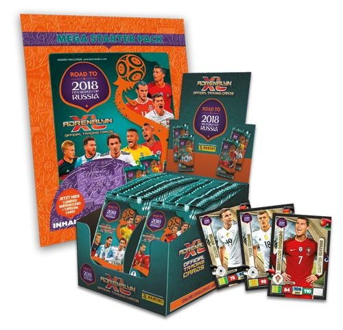 Road To FIFA World Cup Russia 2018 Adrenalyn XL - Bundle 3