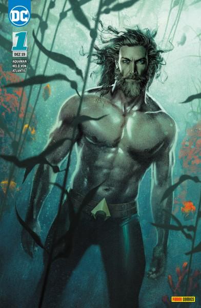 Aquaman - Held von Atlantis 1 - Stille Wasser Variant