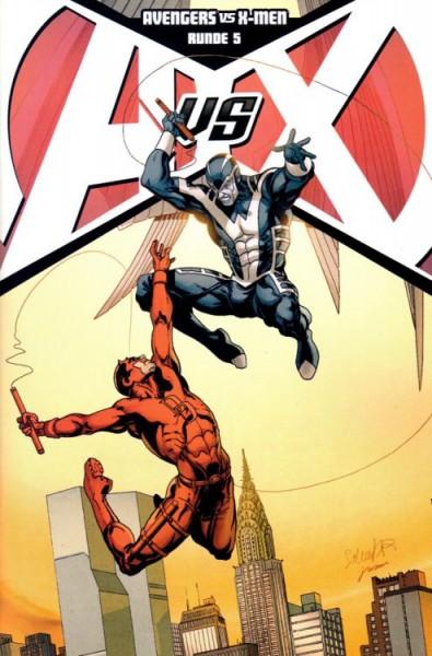 Avengers vs. X-Men 5 Avengers-Variant