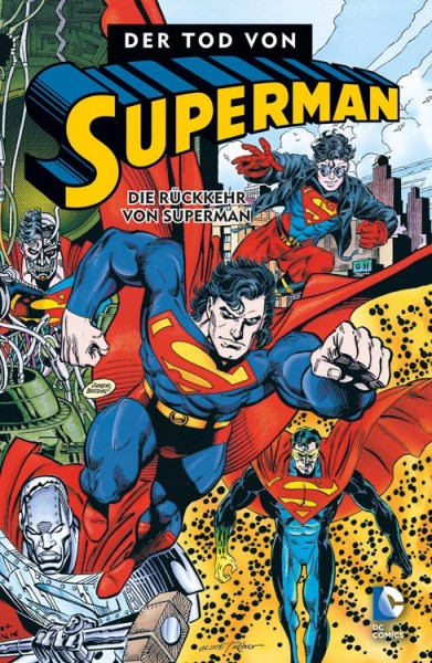 Der Tod von Superman 4: Die Rückkehr von Superman