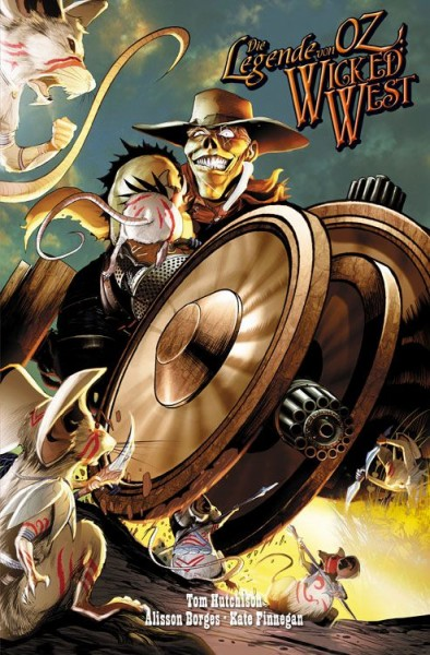 Die Legenden von Oz: Wicked West 2