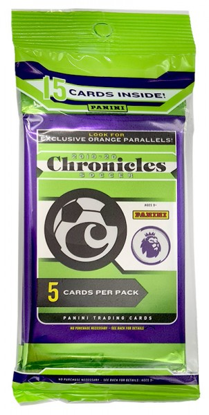 Chronicles Soccer 2019/20 Trading Cards - Multipack