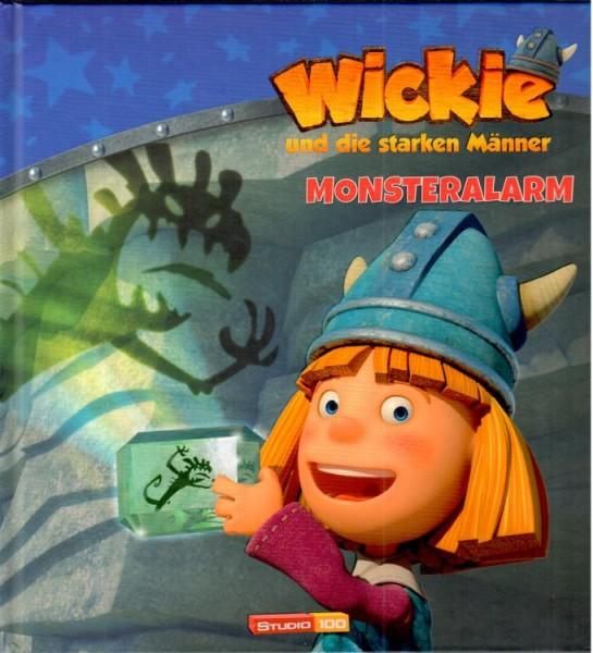 Wickie und die starken Männer - Geschichtenbuch 2: Monsteralarm