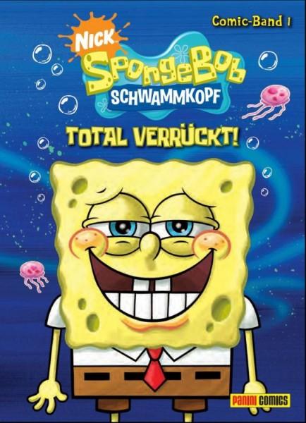 Spongebob Comicband 1