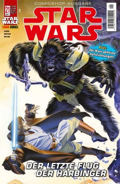 Star Wars 21: Der letzte Flug der Harbinger 1 - Comicshop-Ausgabe