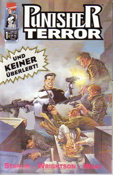Punisher Terror 1
