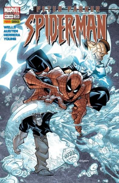 Peter Parker: Spider-Man 35