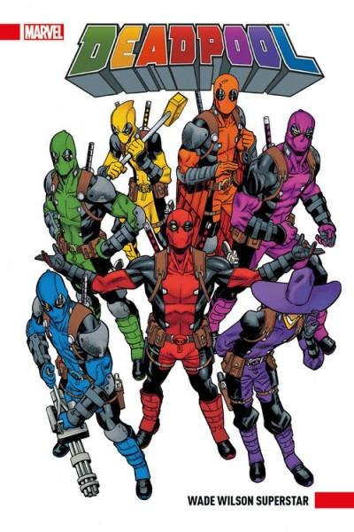 Deadpool Paperback 1