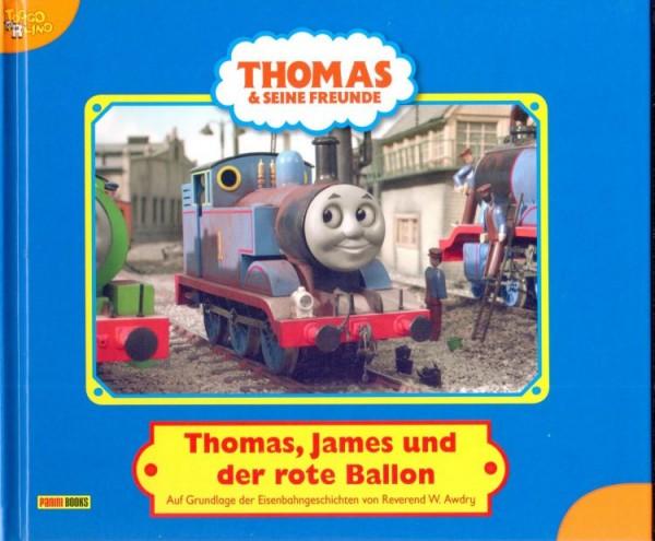 Thomas und seine Freunde 2: Thomas, James und der rote Ballon
