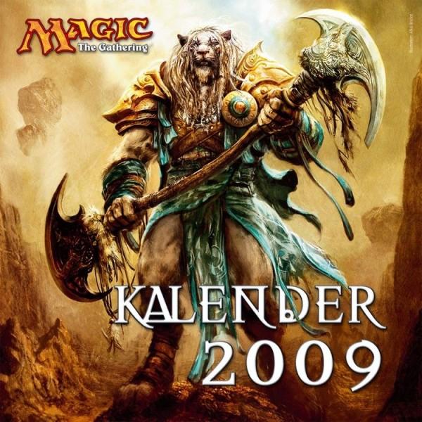 Magic - The Gathering - Wandkalender (2009)