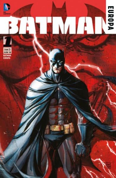 Batman: Europa 1 Variant B