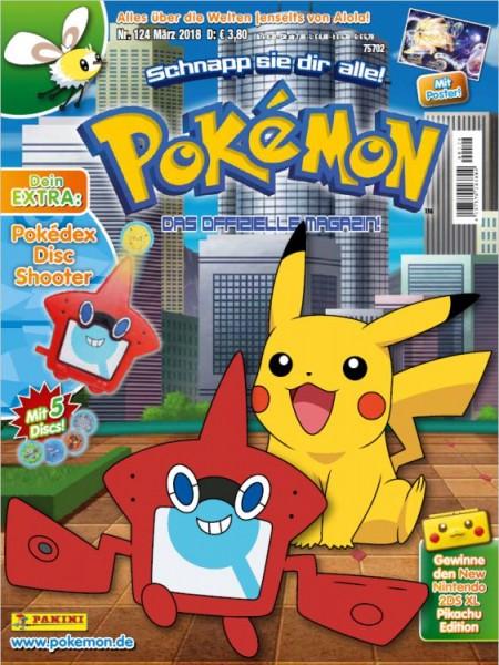 Pokémon Magazin 124