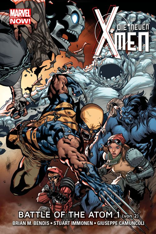 Marvel Now!: Die neuen X-Men 4