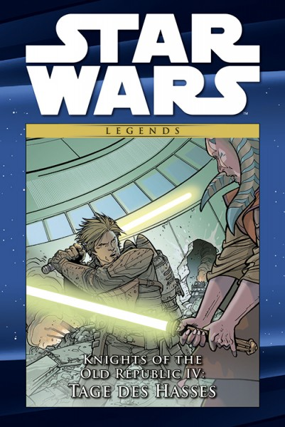 Star Wars Comic-Kollektion 87 - Knights of the Old Republic IV - Tage des Hasses