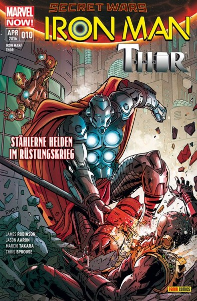 Iron Man/Thor 10