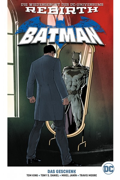 Batman Paperback 6 Das Geschenk Hardcover