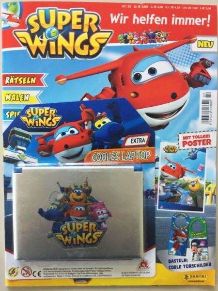 Super Wings 02/18