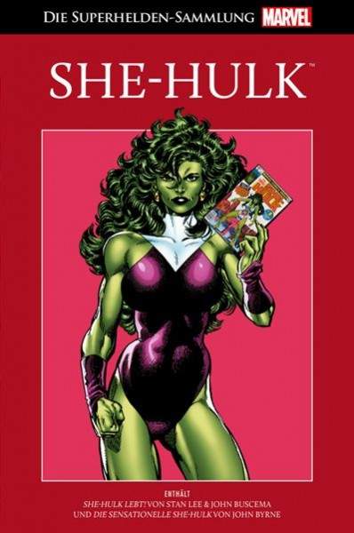 Die Marvel Superhelden Sammlung Band 51: She-Hulk