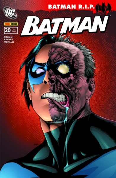 Batman Sonderband 20: Batman R.I.P. - Nightwing
