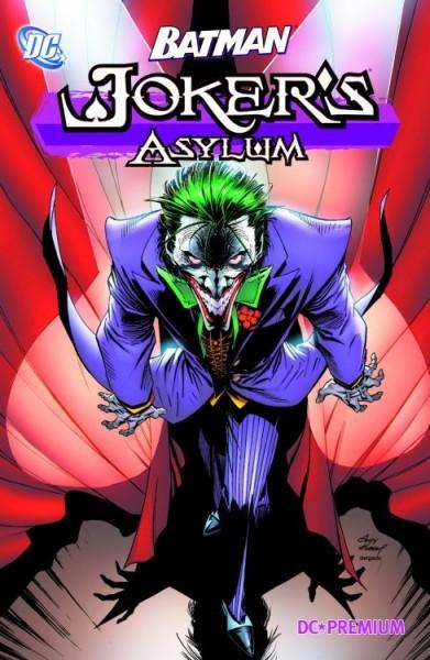 DC Premium 59: Joker's Asylum