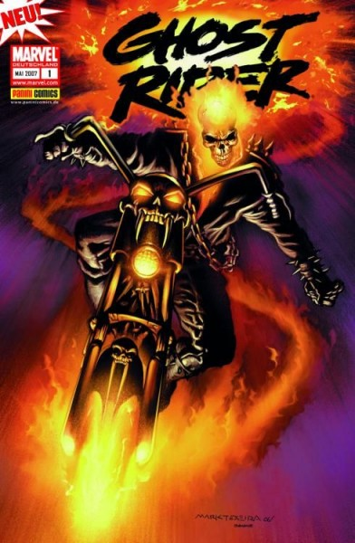Ghost Rider Sonderband 1