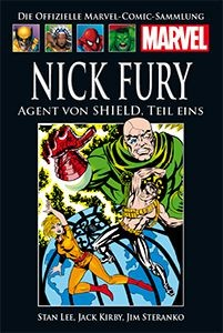 Hachette Marvel Collection 94: Nick Fury Agent von Shield 1