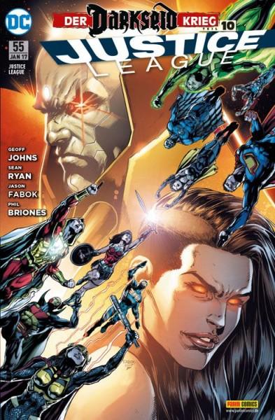 Justice League 55