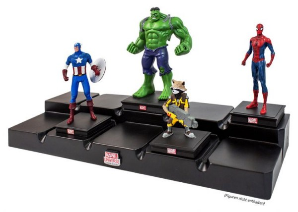 Marvel Universum Figuren-Kollektion: Sammelfiguren-Display