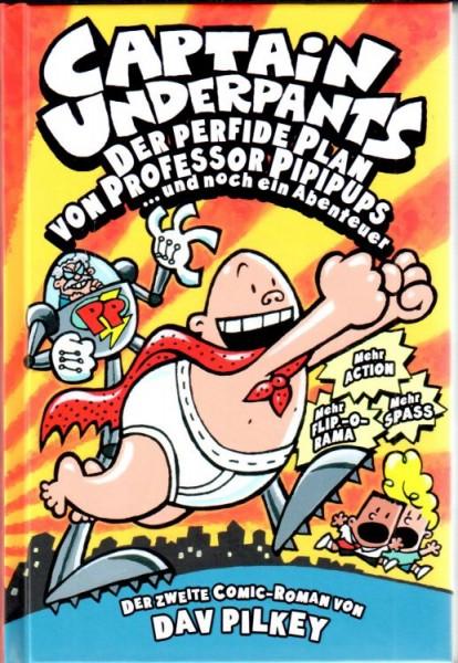 Captain Underpants 2: Der perfide Plan von Professor Pipipups