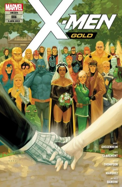 X-Men - Gold 6