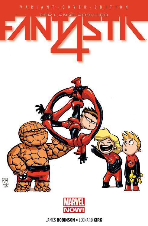 Fantastic Four 1: Der lange Abschied...