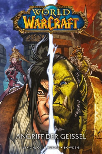 World of Warcraft 3: Angriff der Geissel