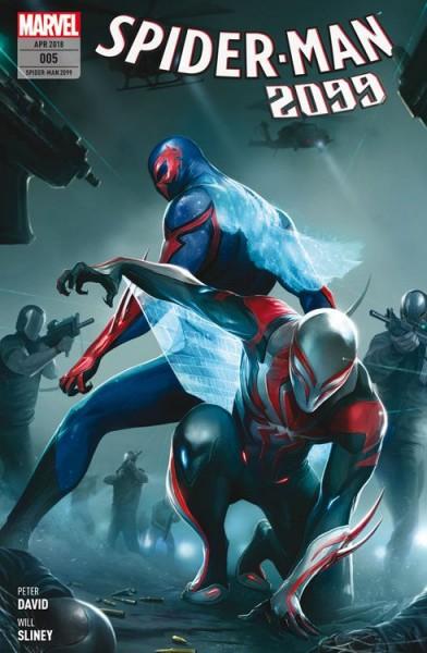 Spider-Man 2099 5: Showdown in der Zukunft