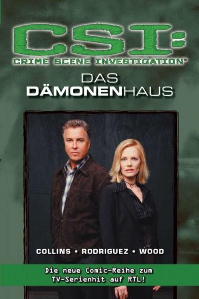 CSI: Crime Scene Investigation 5 - Das Dämonenhaus