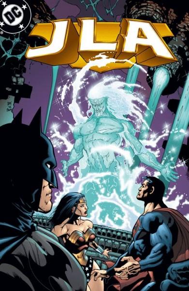 JLA Sonderband 1: Die Suche nach Aquaman 1