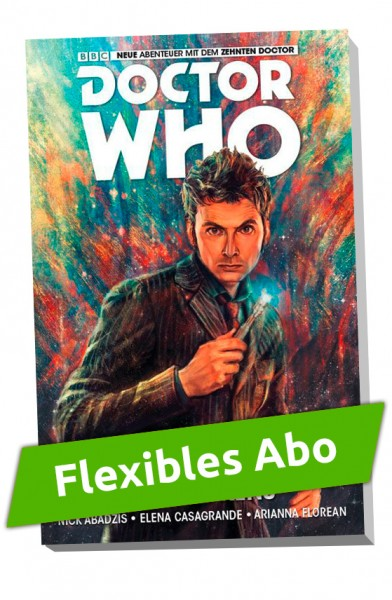 Flexibles Abo - Doctor Who - Der 10. Doctor