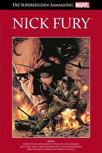 Die Marvel Superhelden Sammlung 21: Nick Fury