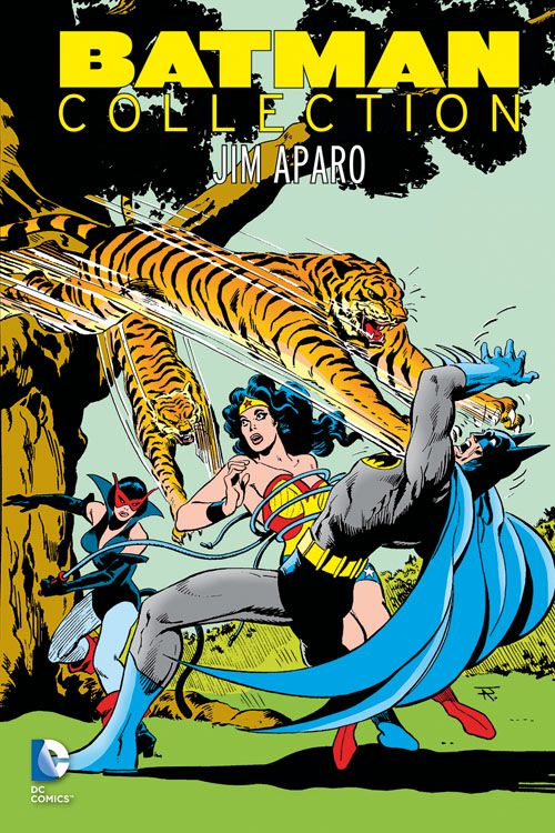 Batman Collection: Jim Aparo 3 Hardcover