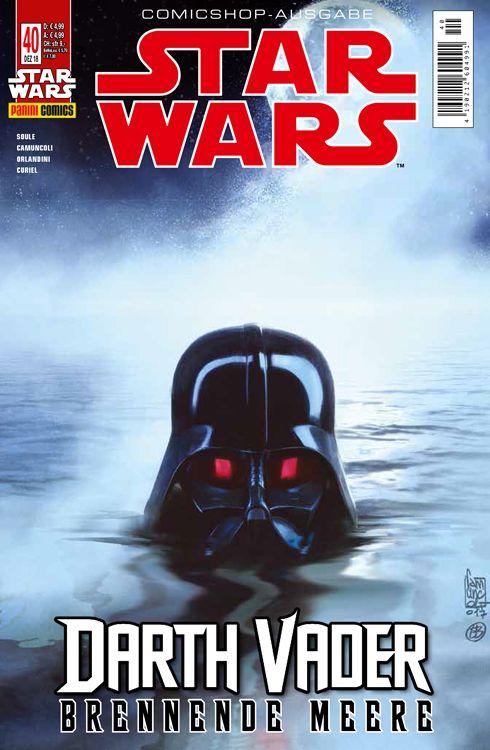 Star Wars 40: Darth Vader - Brennende...