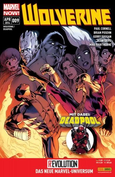 Wolverine/Deadpool 9