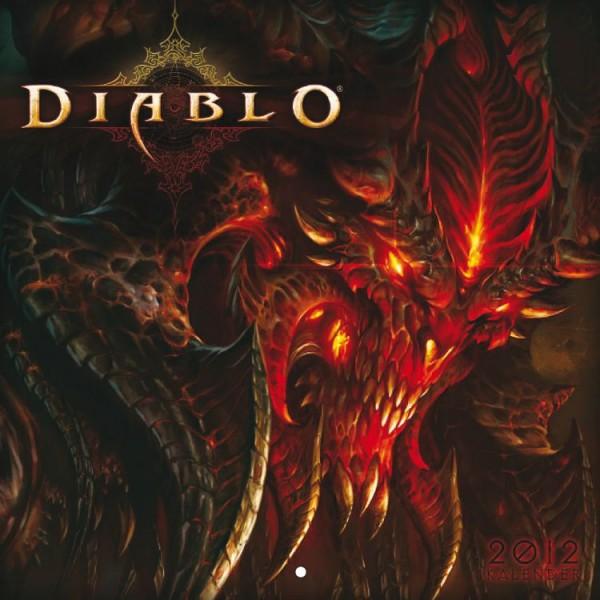 Diablo - Wandkalender (2012)