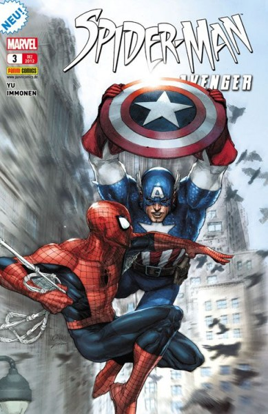 Spider-Man, der Avenger 3