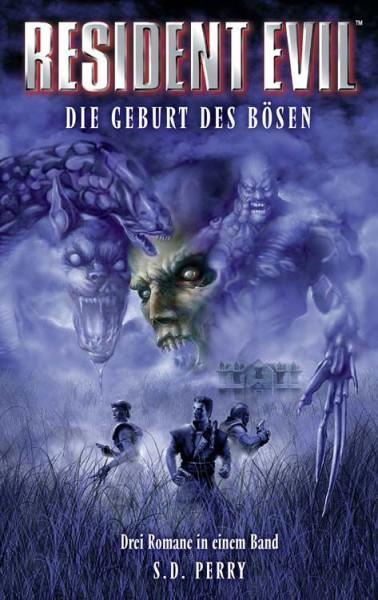 Resident Evil Sammelband 1: Die Geburt des Bösen