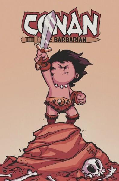 Conan der Barbar 1: Leben und Tod des Barbaren Variant A