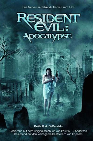 Resident Evil: Apocalypse - Offizieller Roman zum Film