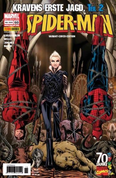Spider-Man 60 Variant