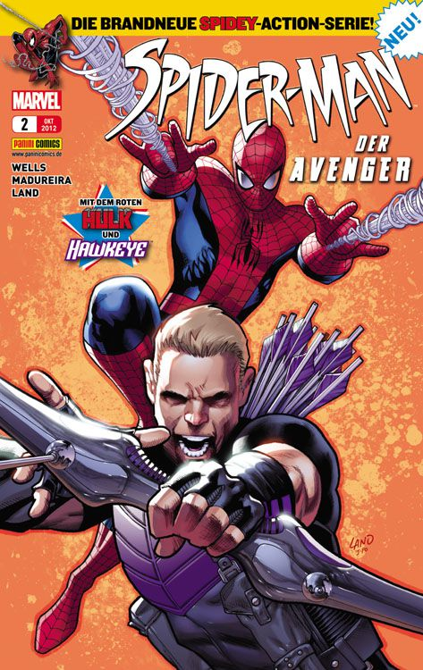 Spider-Man, der Avenger 2