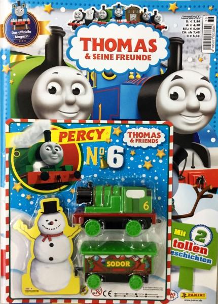 Thomas und seine Freunde Magazin 36