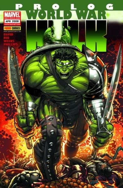 World War Hulk: Prolog