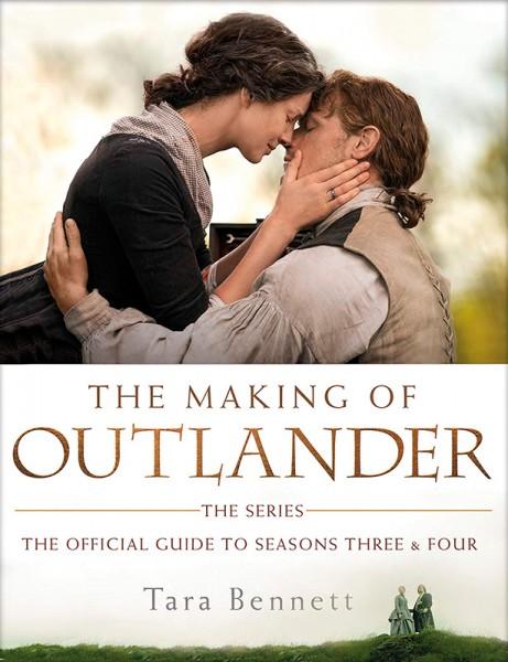 Hinter den Kulissen von Outlander - Die TV-Serie (Der offizielle Guide zu Staffel 3 & 4)